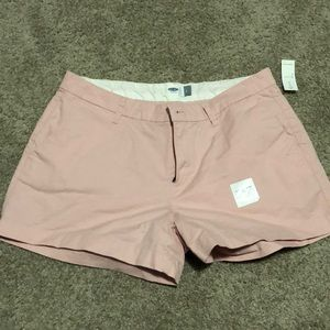 NWT Light Pink Old Navy Shorts